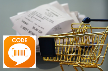 レシートは捨てないで! ポイ活スマホアプリ「CODE」で節約&お小遣い稼ぎをしよう!