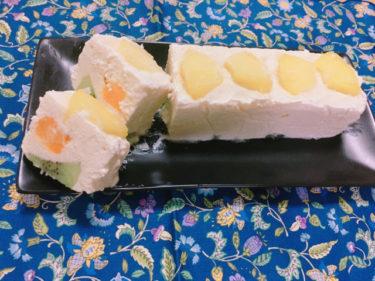 暑い夏にぴったり!水きりヨ-グルトで作る簡単冷たいテリ-ヌ